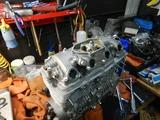 まっきーRエンジン腰上仕上げ (1)