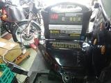三重M号エンジン始動からのバッテリー充電 (2)