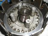 クラッチの潤滑構造 (3)