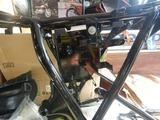 京都K様CB400フレーム組み立て201229 (1)