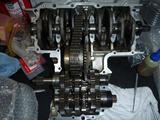 カスタムフォアエンジン腰下組立て