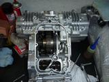カスタムフォアエンジン腰下組立て (1)