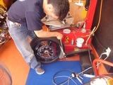 サーキット用タイヤに交換 (2)