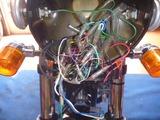 三代目号多機能メーター配線手直し (2)