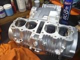 さいとうR用エンジン部品整備 (2)