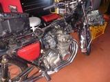 国内408再生計画2012エンジン乗換え準備 (1)