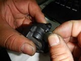 純正シートロック蓋セット取付け手順 (5)