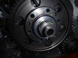 まっきーレーサー用乾式クラッチオイルシールスペーサー (2)