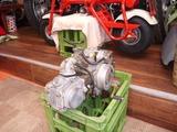 M型モンキーエンジンOH準備