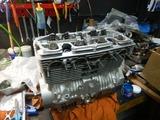 CB400F国内408ccCP20号機エンジン仕上げ (12)