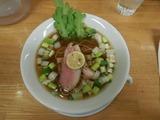 鴨出汁そば麺麗 (2)