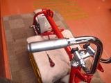 M型モンキー小物パーツ組立て (1)