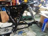 CB400国内398cc部品取り付けと部品管理 (3)