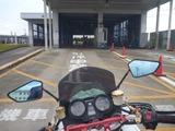 CB1300継続車検 (2)