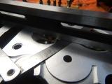 ベホリRシリンダーヘッド整備歪み測定 (1)
