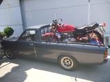 160430徳島絶版車ミーティングの準備
