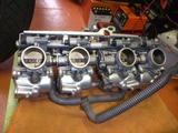 CB400SF大メンテナンス (12)
