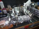 レーサーエンジン腰上組立て (2)