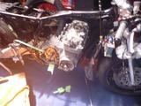 まっきーレーサー号用エンジン完成からの搭載 (5)