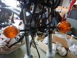 CB400国内398ccCP25号機組み立て作業再開三日目210531 (4)