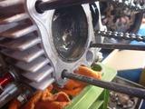 カスタムモンキーエンジン修理 (5)