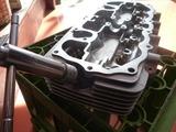 408エンジンリタップ仕上げ (1)