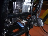 500cc化計画フレーム補強 (1)