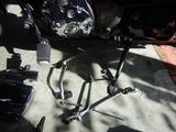 DS250シフトペダル交換とダメ出し (2)