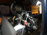 まっきーレーサー号納車180908準備