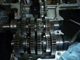 オールドタイムフォアエンジン分解腰下編 (4)