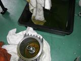 オイル漏れ… (1)