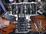 三代目号エンジン組立て腰下 (2)