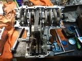 21号機用エンジン腰下組み立て (1)