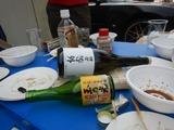 お花見BBQツーリング (3)