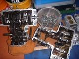 1号レーサー復活に向けてCB350Fクランクケース (1)
