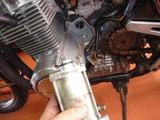 セルモーター不良修理