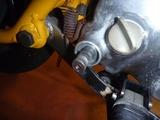Z50Zオイル漏れ シール交換 (1)