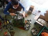 モンキーZ50Jエンジン分解200921 (7)