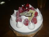 ニューオータニのケーキ