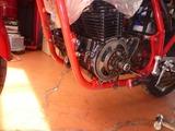 CB1100Rエンジン仕上げその1