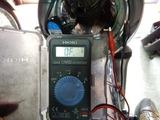 沖縄A様CB400クラッチスイッチチェック210823 (2)