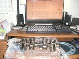 1号機クランクメタル計測
