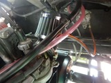 BUBU505-Cエンジン載せ替え (8)