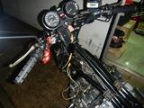 Z1000Mk�豪雨の初乗りからのトラブル (5)
