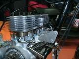 国内408エンジン組立て