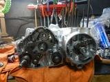 京都K様CB400レストア組み立て腰下201221 (3)