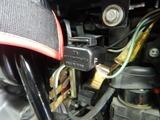 奇跡の国内408バッテリー取付け保安部品チェック (8)