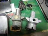 イグニッションキーシリンダー組替え2個目 (1)