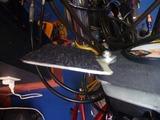1号レーサー計器類の角度調整 (1)