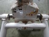 モンキーZ50Jフレーム修理完了 (3)